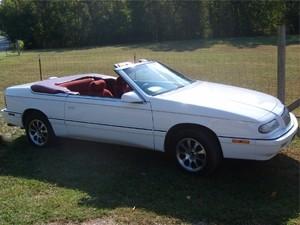 Chrysler LeBaron  |1996 Lebaron Convertible